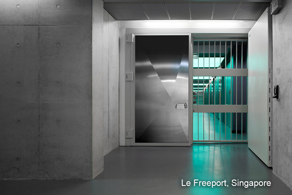 Storage le-freeport vault